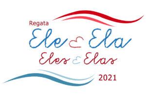 Logo da Regata Ele&Ela 2021