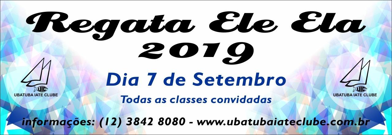 Regata Ele Ela 2019